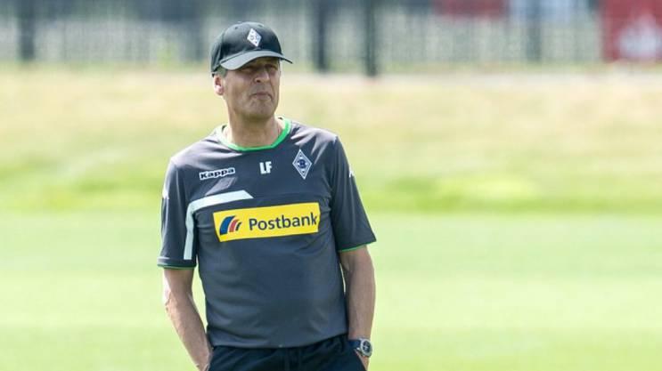 Lucien Favre steht nach 20 Monaten vor der Rückkehr in die Bundesliga.