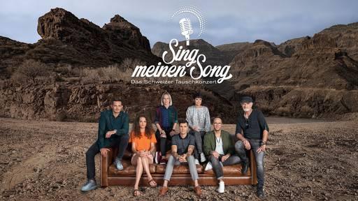 «Sing meinen Song - Das Schweizer Tauschkonzert» startet am 21. Februar 2020