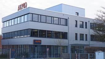 Der 2017 eingeweihte Firmenstandort am Oltner Rötzmattweg 115.