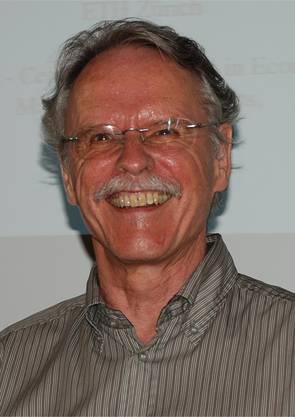 Der emeritierte Wirtschaftsprofessor Bruno S. Frey (76) gilt als einer der einflussreichsten Ökonomen in der Schweiz und in Europa. ho