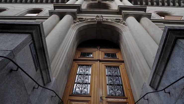 Angstfrei: Für einmal sind die Pforten zum Gericht für alle offen. Martin Töngi