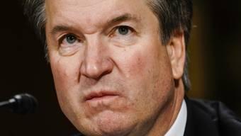 Der Justizausschuss des US-Senats stellt sich hinter Brett Kavanaugh. (Archivbild)