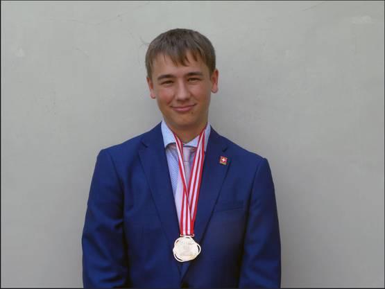 So auch Gymnasiast Adrian Rutschmann (Kantonsschule Zürcher Unterland, ZH) aus Bülach.