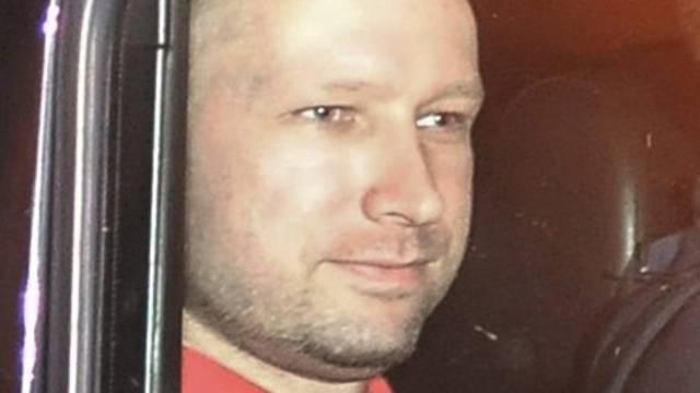 Anders Behring Breivik wird aus der Isolationshaft entlassen. (Archiv)