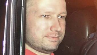 Die norwegische Polizei hat die Telefon-Protokolle von Breivik veröffentlicht (Archiv)