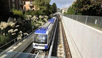 Im Verkehr der Zukunft ist der Mensch nur noch Passagier