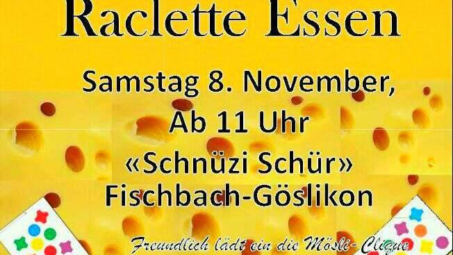 Raclett essen
