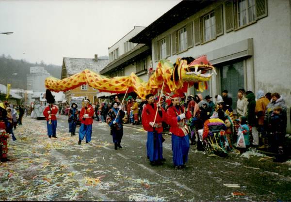 1994: China