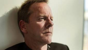 Mag Wiener Schnitzel: US-Sänger und Schauspieler Kiefer Sutherland. (Archivbild)