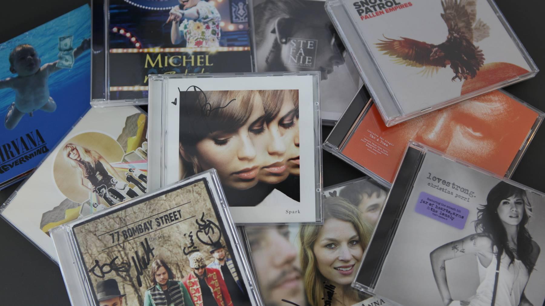 Schweizer Musiker kämpfen gegen kostenlosen Musikdownload
