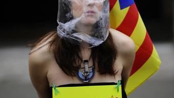 Vorerst keine Abstimmung über die Unabhängigkeit in Katalonien