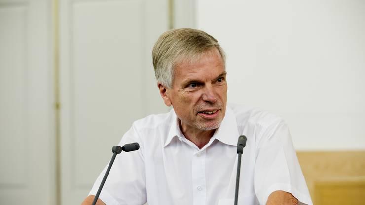 Grosser Rat vom 28. August 2012 Debatte zum Spital Zofingen Herbert H. Scholl, FDP Zofingen