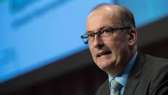 Markus Ritter, Präsident des Bauernverbands und CVP-Nationalrat, sieht bei den Pflanzenschutzmitteln insbesondere auch die Zulassungsbehörde in der Pflicht.