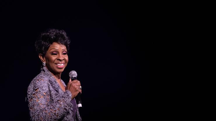 Die Soul-Diva Gladys Knight wird bei ihrem Konzert im Theater 11 in Zürich/Oerlikon gefeiert.