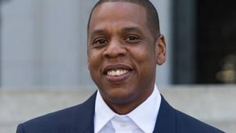 Rapper Jay Z ist auch Geschäftsmann (Archiv)