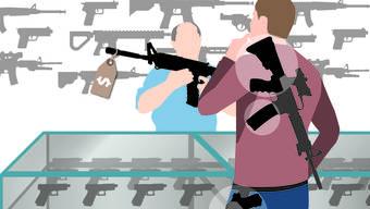 Die National Rifle Association (NRA), die grösste Lobby-Organisation, ist ein Platzhirsch in Washington mit Verbindungen bis ins Weisse Haus.