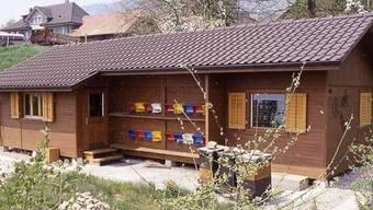Der Bienenlehrstand, einst in Riedholz beheimatet, zieht wohl neu nach Boningen.