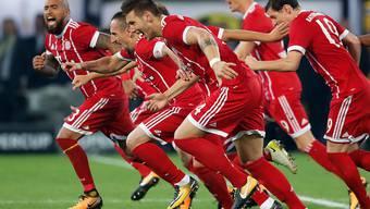 Voller Tatendrang voran: Bayern München startet mit dem Cupspiel in Chemnitz in die Pflichtspielsaison