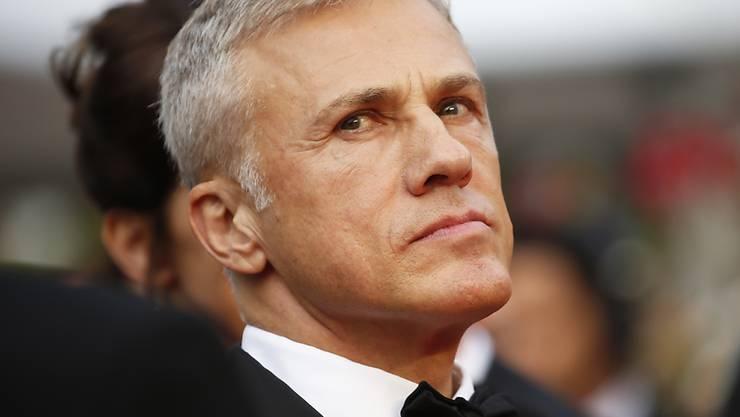 Macht er erneut James Bond das Leben schwer? Christoph Waltz wurde bei den Dreharbeiten für den neusten Bond-Streifen gesichtet. (Archivbild)