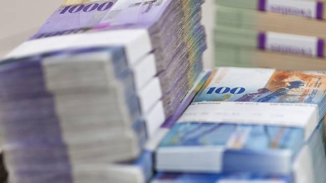 Die 23 Mio. Fr., die an Baselland gehen sollen, hat der Kanton im Budget 2012 bereits eingestellt. (Symbolbild)