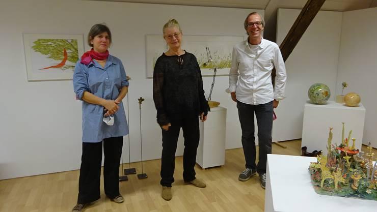 Esther Dietwiler, Gitta von Felten, Stefan Rüegg