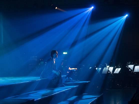 «Häxefüür», das sind grosse Gefühle, dramatische Lichteffekte, mitreissende Musik.