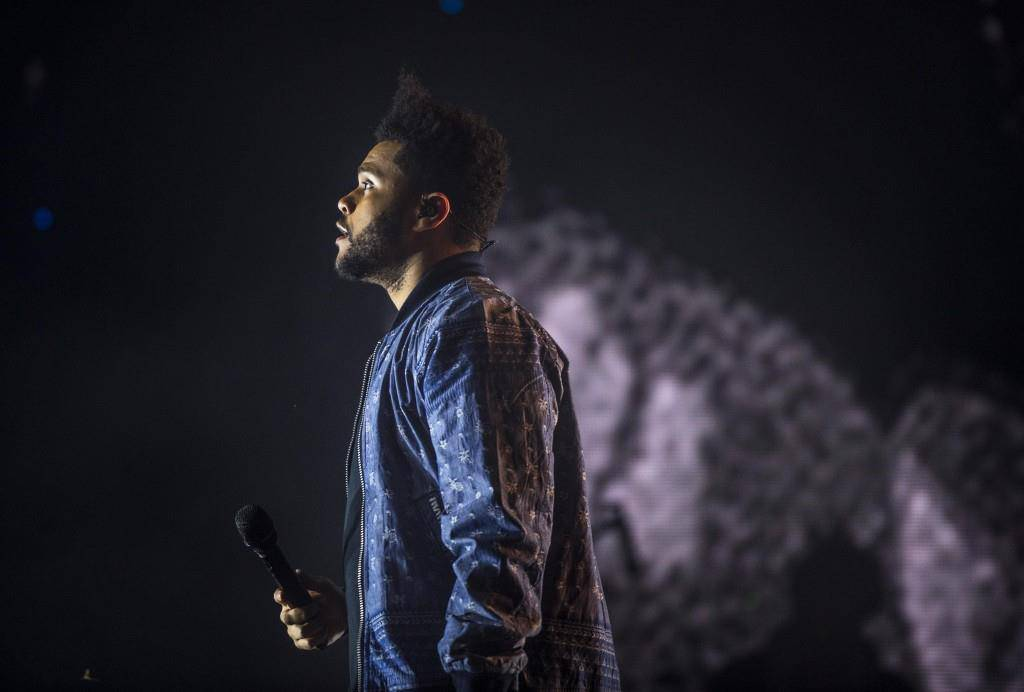 OAFF 2017: The Weeknd (© Tagblatt/Andrea Stadler)