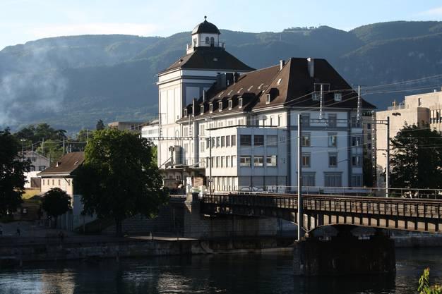 Die Landi war der letzte Versuch Moerlers, ein Eventlokal in Solothurn aufzubauen.