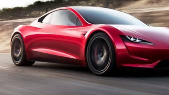 Teslas Aktien gingen mit einem Plus von über sechs Prozent aus dem Handel. So stark hat der Kurs seit fast vier Monaten nicht mehr zugelegt.