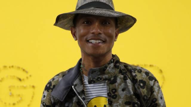 Gibt drei Konzerte in der Schweiz: Pharrell Williams (Archiv)
