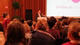 Die Kinderuni Hochrhein startet im Herbst in ihre fünfte Vorlesungsreihe – unter anderem mit einer Vorlesung zum Thema Recht.