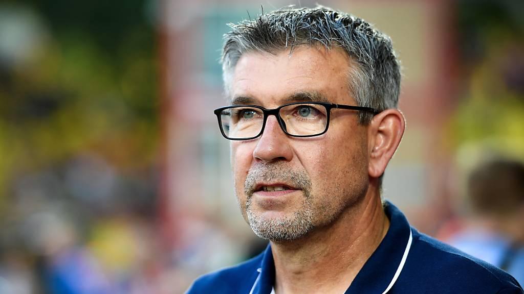 Union Berlin will Trainer Fischer halten