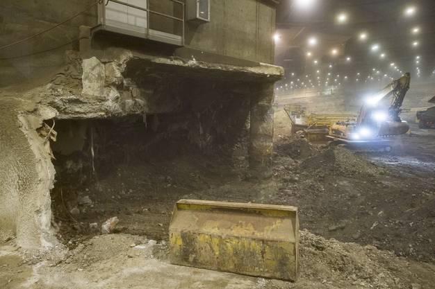 Die Sanierung der Altlast kostet knapp 900 Millionen Franken.