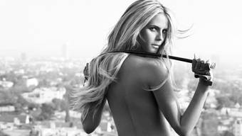 Spielt Heidi Klum in «Fifty Shades of Grey» mit?