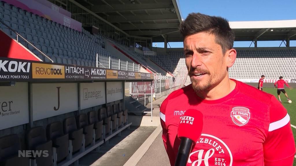 FC Thun wartet auf Dennis Hedigers Rückkehr