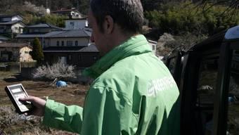Der Leiter des Atom- und Energiebereichs bei Greenpeace Deutschland, Thomas Breuer (Archiv)