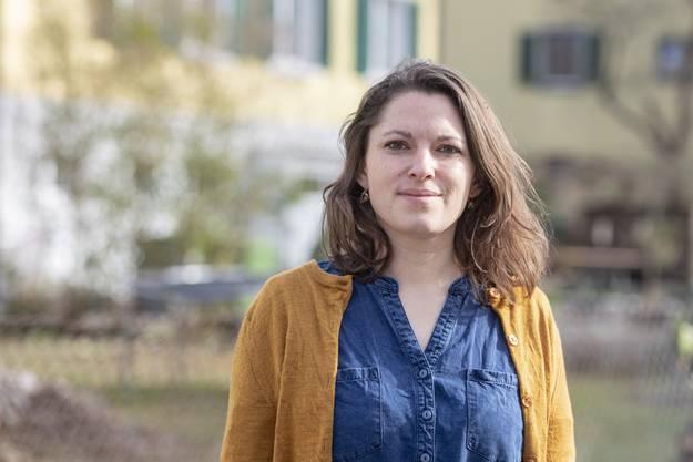 Die Zürcher Nationalrätin Mattea Meyer kandidiert für das SP-Präsidium.