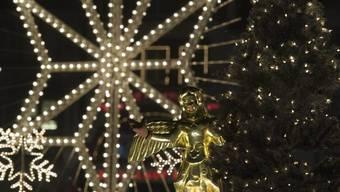 Weihnachtliche Beleuchtung (Symbolbild)