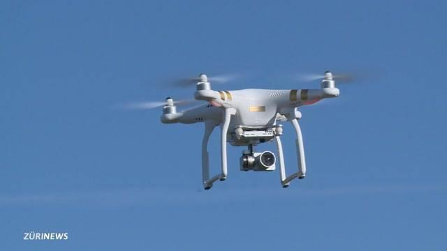 Drohnen-Boom gefährdet die Luftfahrt