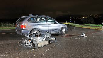 Ein Toter bei einem Verkehrsunfall in Rümlang