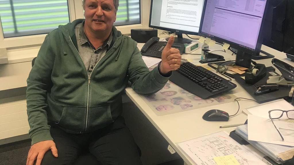 Kein Song doppelt: Andy aus Emmenbrücke gewinnt