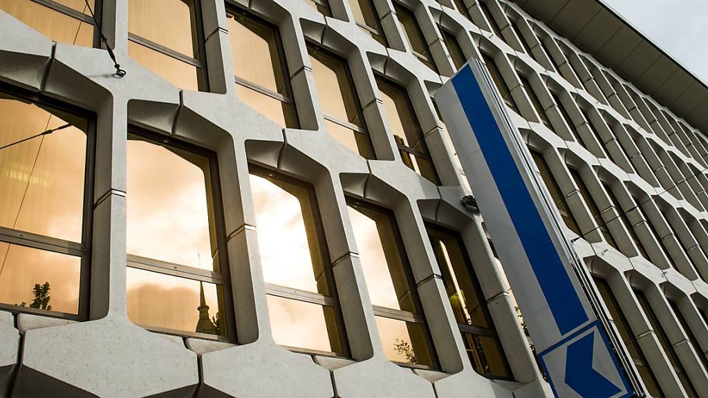 Die Luzerner Kantonalbank kann in der Stadt Luzern in die Höhe wachsen. (Archivbild)