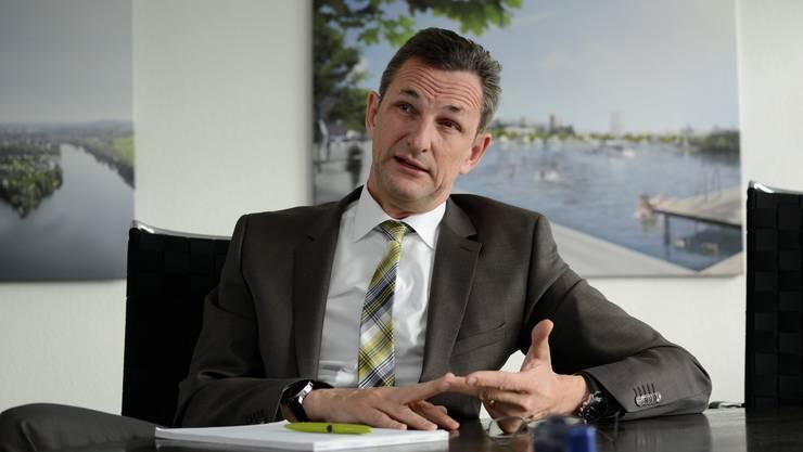 Ivo Bracher baut nur dort, wo eine «vernünftige Rendite» erwirtschaftet werden kann.