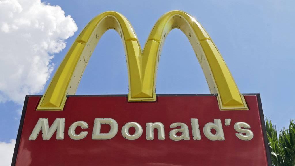 McDonald's wird neu gebaut und bleibt Monate geschlossen