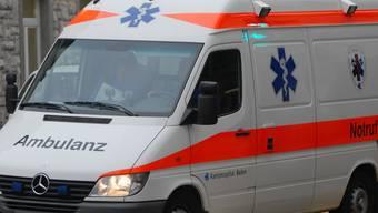 Die Ambulanz des Kantonsspitals Baden kam aus Aarau: 23 statt 3 Minuten nach Fislisbach. (Symbolbild)