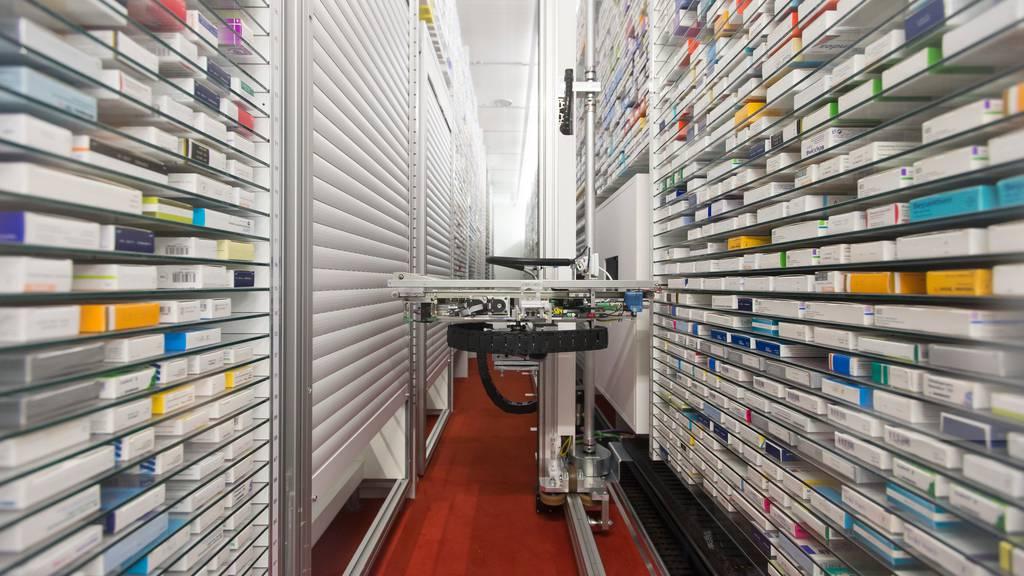 Rezeptfreie Medikamente sollen per Post versendet werden können