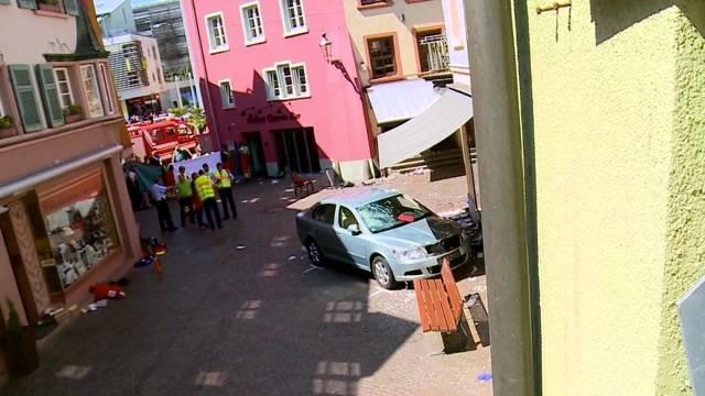 Schock in Bad Säckingen