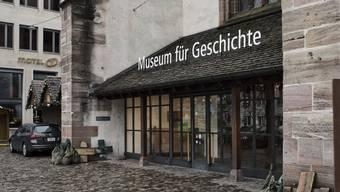 Basel 19.11.2016 - Museum für Geschichte / Historisches Museum. Photo by Roland Schmid