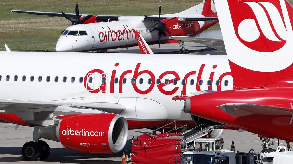 Air Berlin Pleite