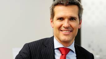 UBS-Schweiz-Chef Lukas Gähwiler (Archiv)